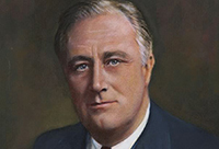 franklin-d-roosevelt-painting