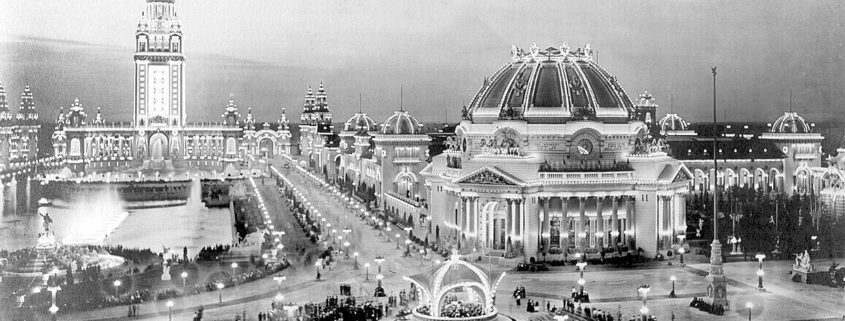 The Pan American Exposition Buffalo And The Electric